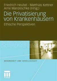 Die Privatisierung Von Krankenh usern