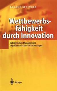 Wettbewerbsf higkeit Durch Innovation