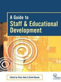 A Guide to Staff and Educational Development