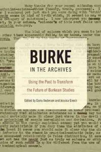 Burke in the Archives