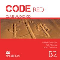 Code Red B2 Class Audio CDs (2)