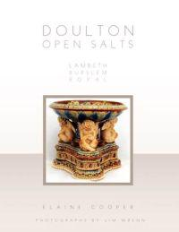 Doulton Open Salts Lambeth Burslem Royal