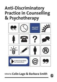 Anti-Discriminatory Practice in Counselling and Psychotherapy