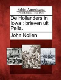 de Hollanders in Iowa