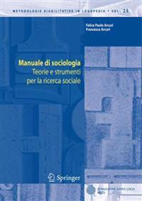 Manuale Di Sociologia