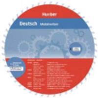 Wheel. Deutsch Modalverben. Sprachdrehscheibe