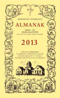 Universitets Almanak Skriv- og RejseKalender 2013