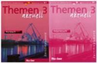 Themen aktuell 3. Zertifikatsband. Kursbuch, CDs, Arbeitsbuch