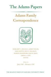 Adams Family Correspondence
