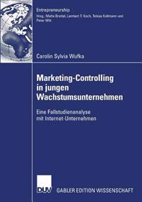 Marketing-Controlling in jungen wachstumsunternehmen