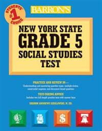 Barron's New York State Grade 5 Social Studies Test