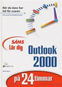 Lär dig Outlook 2000 på 24 timmar