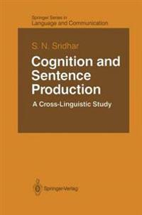 Cognition and Sentence Production