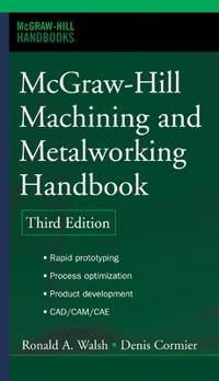 The Mcgraw-hill Machining And Metalworking Handbook