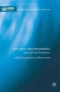 Pro-Poor Macroeconomics