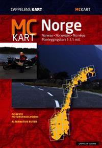 mc kart norge MC Kart Norge Cappelen : 1:1 milj     kirja(9788202437169  mc kart norge