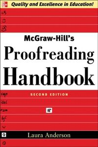 Mcgraw-hills proofreading handbook
