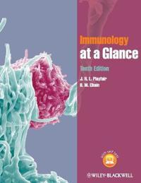 Immunology at a Glance. J.H.L. Playfair, B.M. Chain