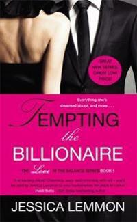 Tempting the Billionaire - Jessica Lemmon - pocket (9781455573769)     Bokhandel