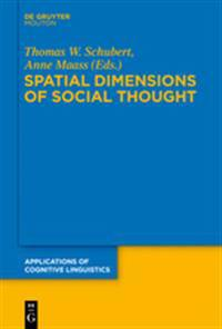 Spatial Dimensions of Social Thought