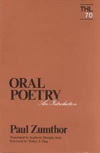 Oral Poetry