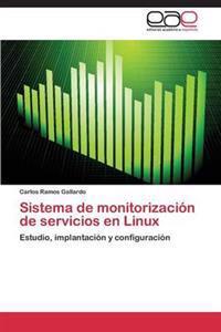 Sistema de Monitorizacion de Servicios En Linux