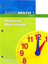 Saxon Math 1 Part 2, Student Workbook