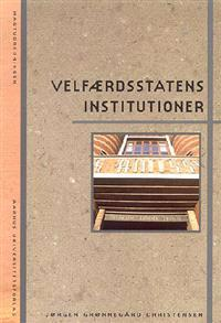Velfærdsstatens institutioner