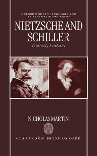 Nietzsche and Schiller