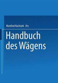 Handbuch Des Wägens