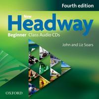 New Headway: Beginner A1: Class Audio Cds