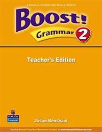Boost! grammar level 2 teachers book