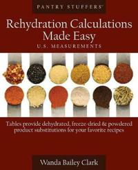 Pantry Stuffers Rehydration Calculations Made Easy