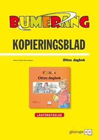 Bumerang Kop blad Ottos dagbok