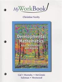 Developmental Mathematics Myworkbook