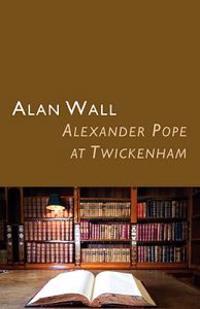 Alexander Pope at Twickenham