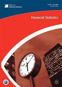 Financial Statistics No 554  June 2008 - Na Na - böcker (9780230217409)     Bokhandel