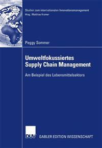 Umweltfokussiertes Supply Chain Management