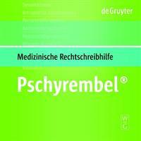 Pschyrembel(r) Medizinische Rechtschreibhilfe