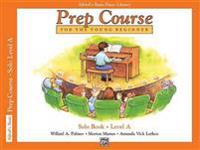 Alfred's Basic Piano Prep Course Solo Book, Bk a