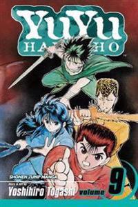 YuYu Hakusho, Volume 9