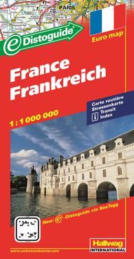 Rand McNally Hallwag France