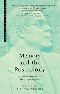 Memory and the Postcolony