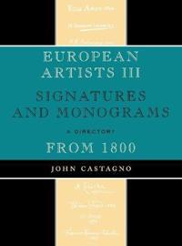 European Artists III
