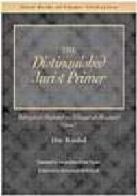 The Distinguished Jurist's Primer