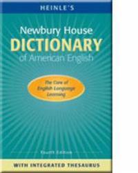 Heinle's Newbury House Dictionary of American English