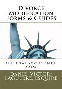Divorce Modification Forms & Guides: Legal Forms, HTTP: //WWW.Googlelegalforms.com