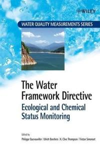 The Water Framework Directive: Ecological and Chemical Status Monitoring