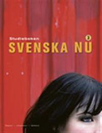 Svenska Nu 3 Studiebok