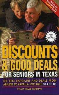 Discounts & Good Deals for Seniors in Texas